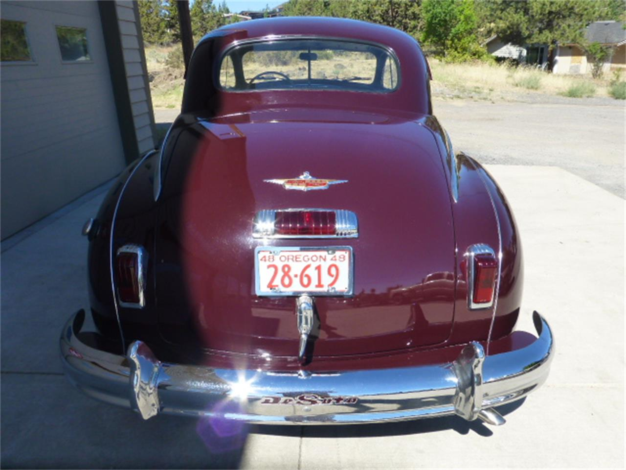 Large Picture of 1948 DeSoto 2-Dr Coupe located in Bend Oregon - LE7H