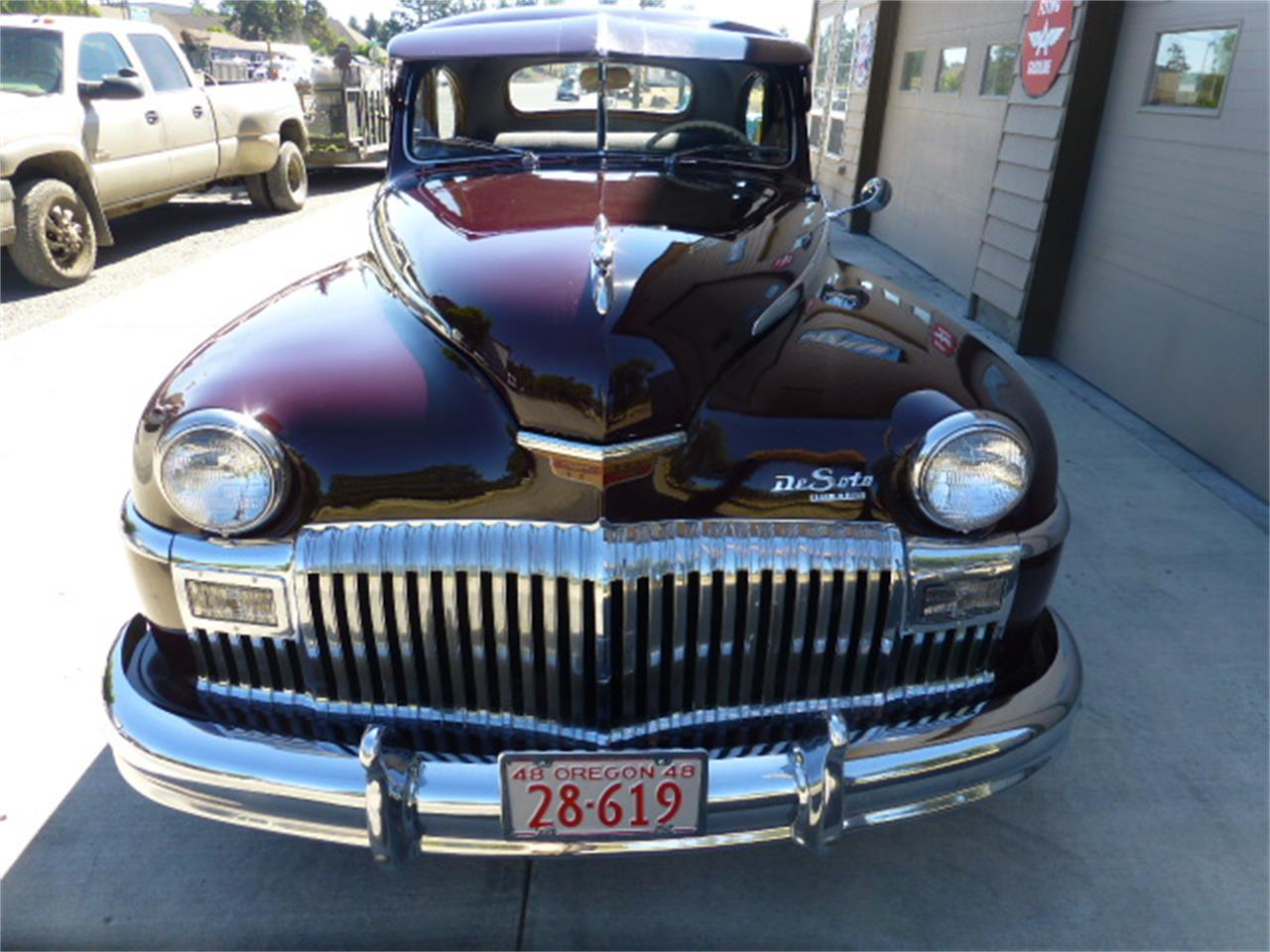 Large Picture of '48 DeSoto 2-Dr Coupe - $10,995.00 Offered by Just Used Cars - LE7H