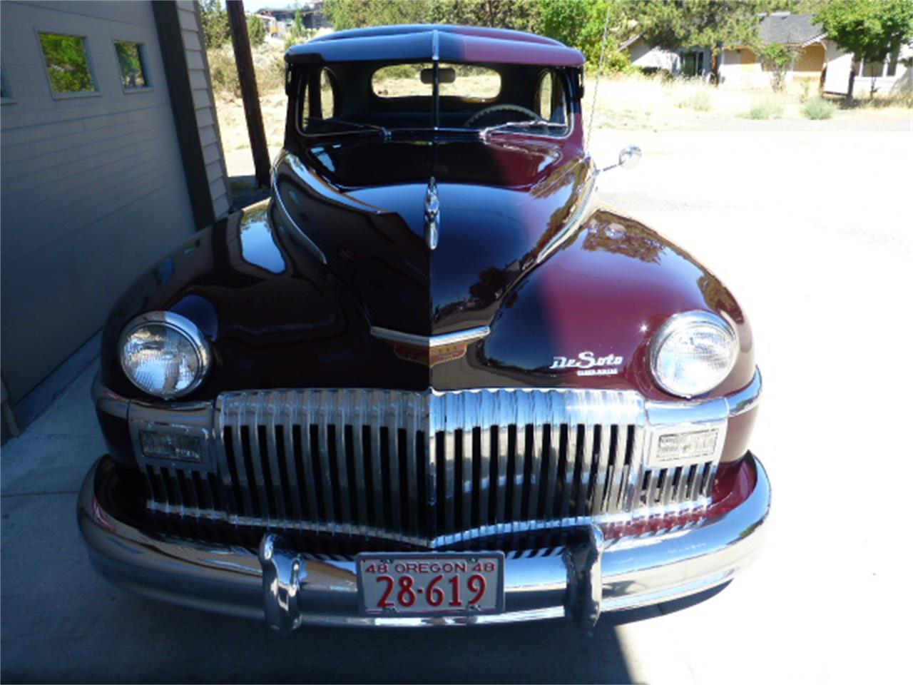 Large Picture of 1948 DeSoto 2-Dr Coupe located in Oregon - $10,995.00 Offered by Just Used Cars - LE7H