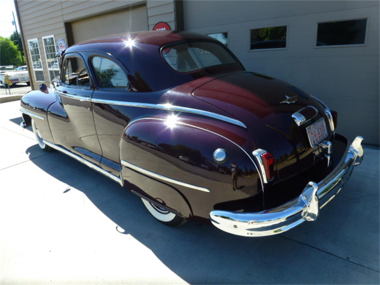 Large Picture of Classic '48 DeSoto 2-Dr Coupe Offered by Just Used Cars - LE7H