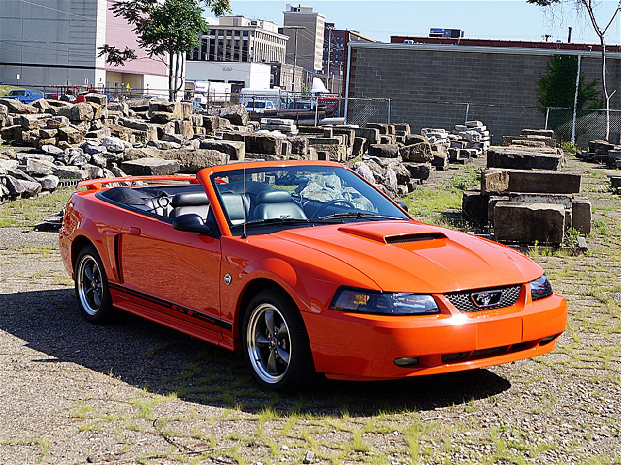 For sale 2004 ford mustang gt in canton ohio