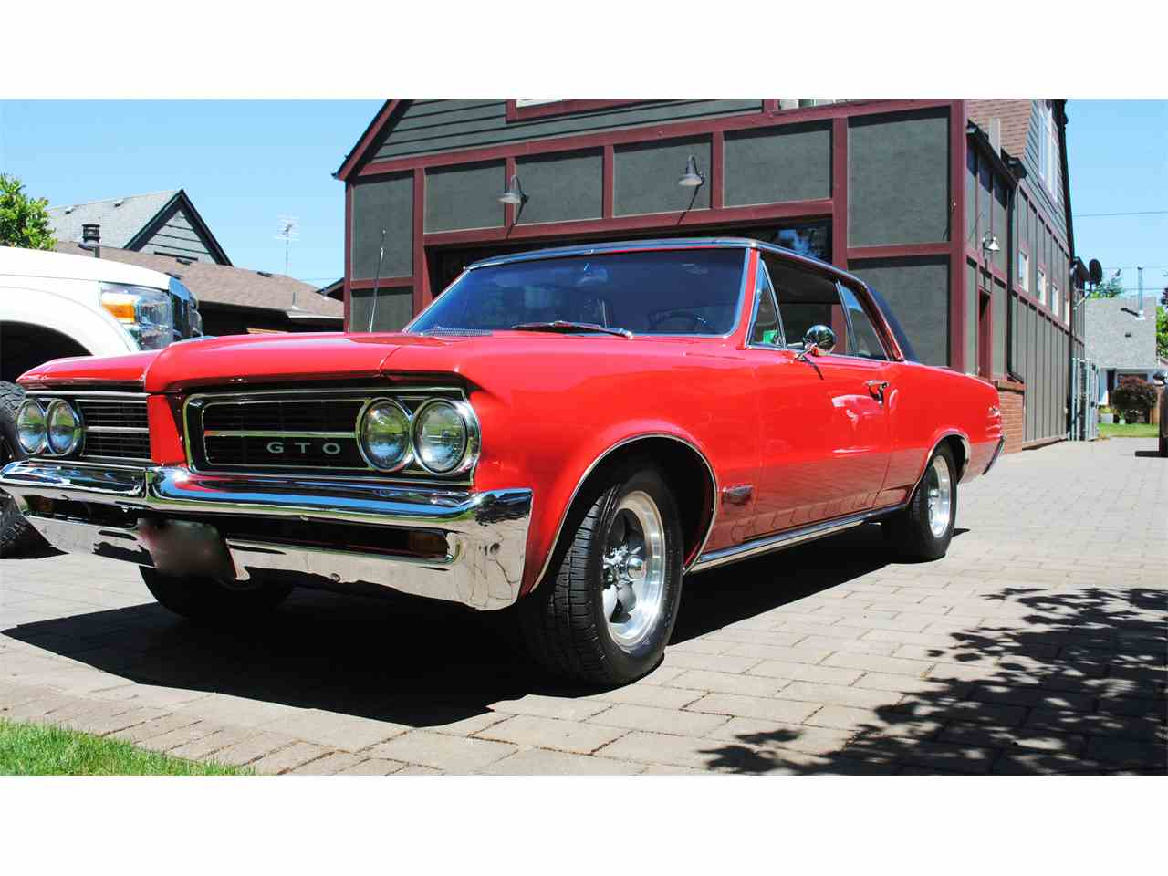 Large Picture of 1964 Pontiac GTO - $45,000.00 Offered by a Private Seller - LE7M