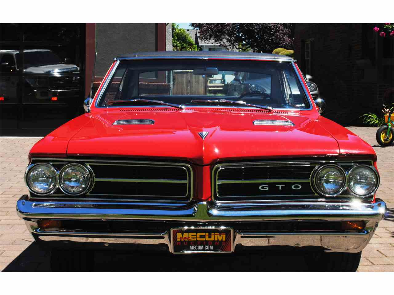 Large Picture of Classic 1964 GTO located in Gresham Oregon - LE7M