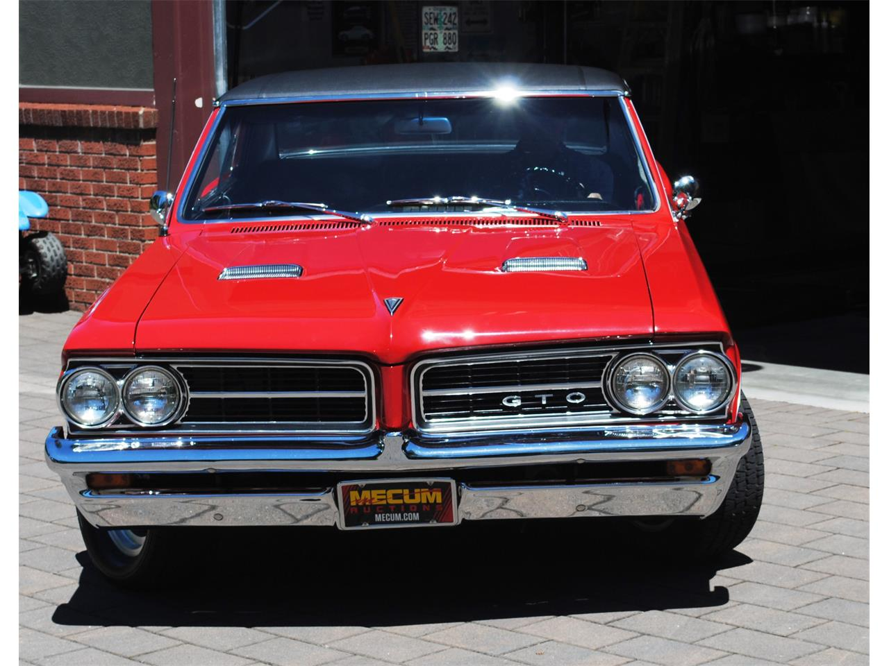 Large Picture of '64 GTO - LE7M