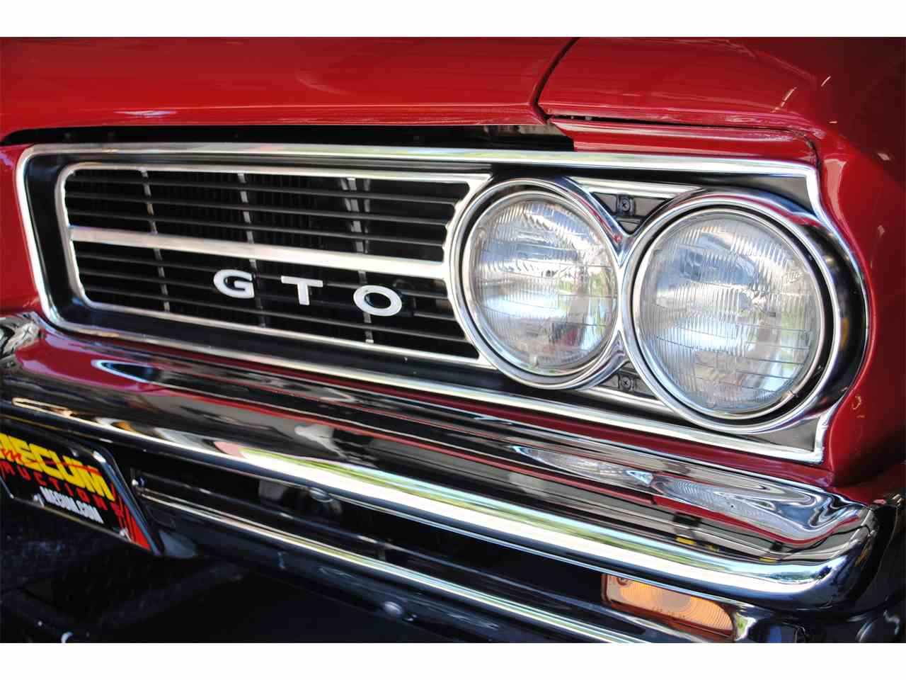 Large Picture of 1964 Pontiac GTO located in Oregon - $45,000.00 Offered by a Private Seller - LE7M