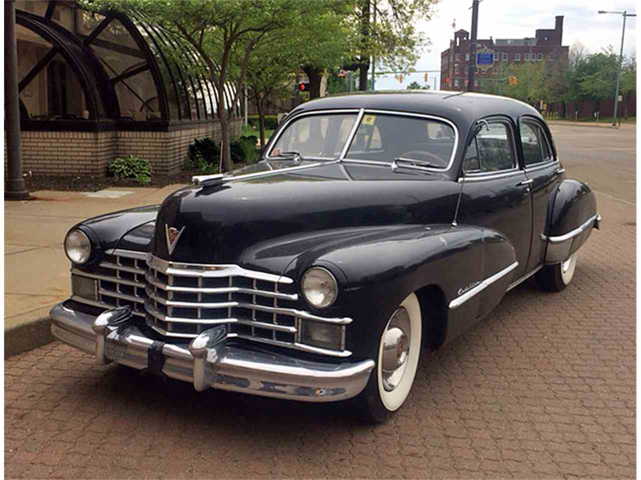 1947 cadillac fleetwood 60 special for sale classiccars. Black Bedroom Furniture Sets. Home Design Ideas