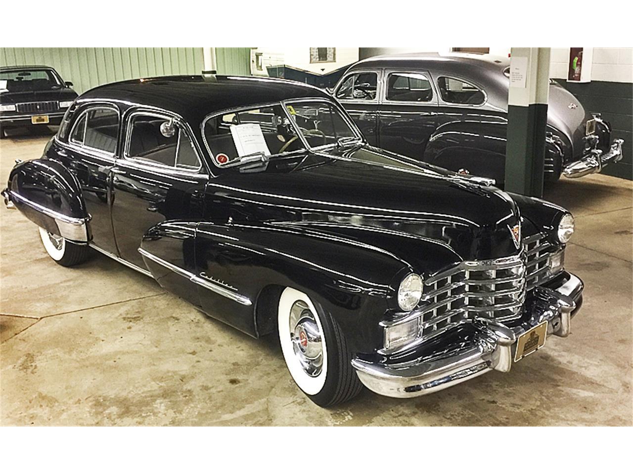 Large Picture of '47 Fleetwood 60 Special - LE7N
