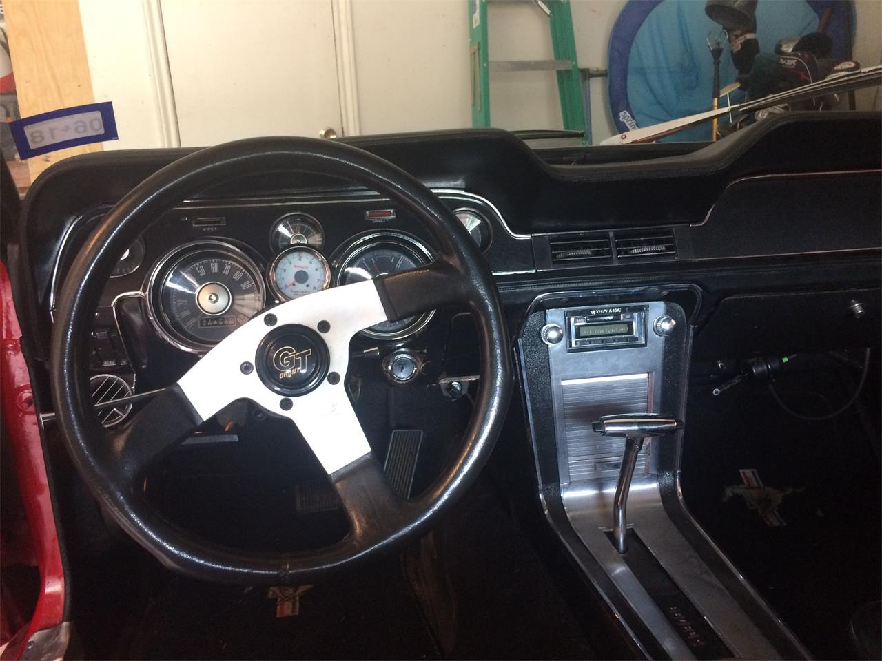 Large Picture of '67 Mustang - LE7U