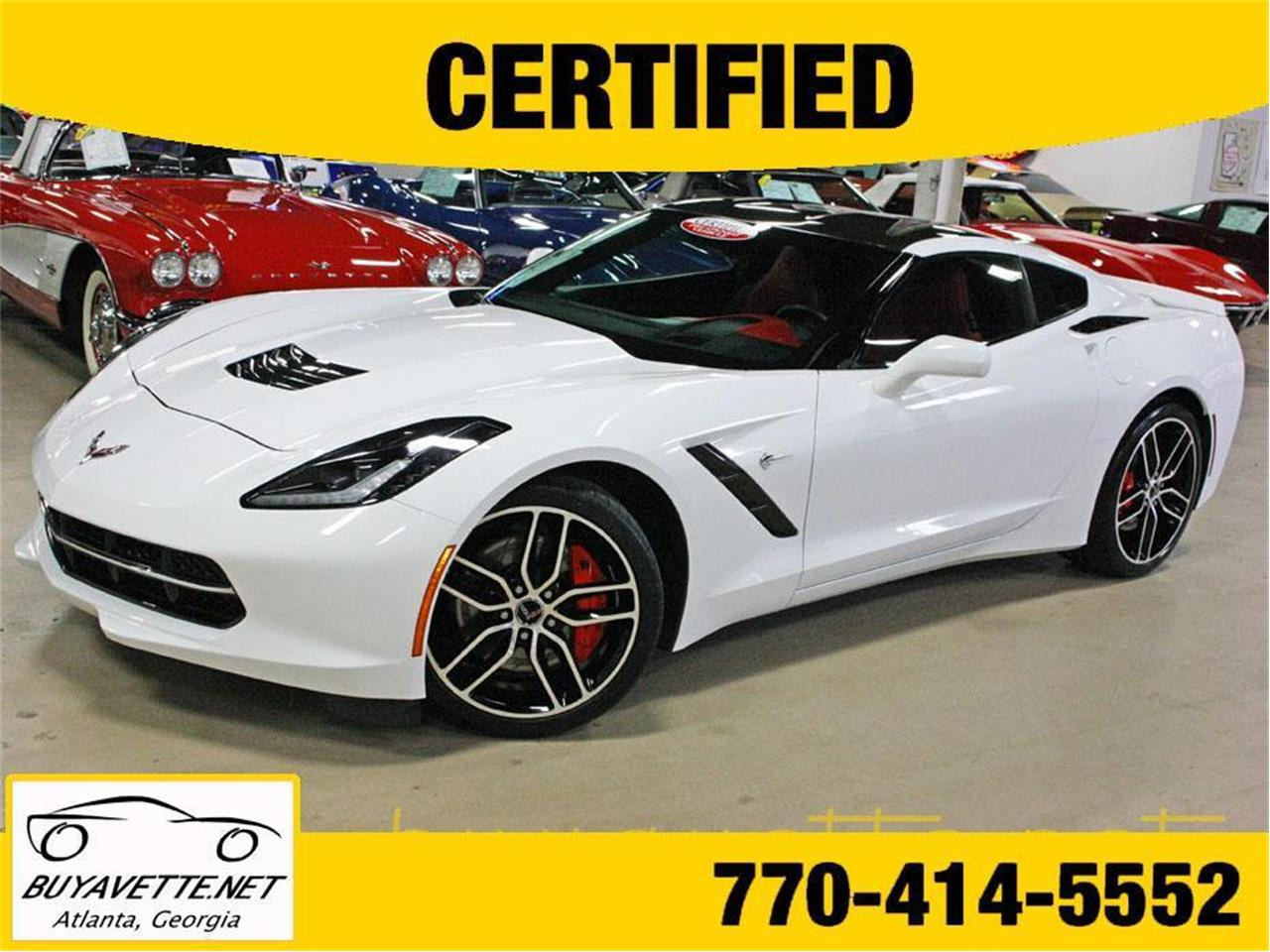 Large Picture of '15 Chevrolet Corvette - $47,999.00 - LE80