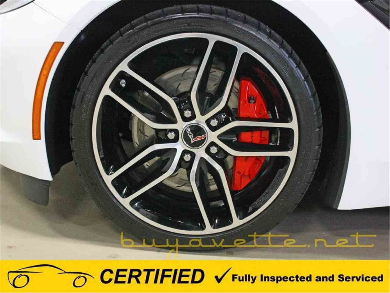 Large Picture of '15 Chevrolet Corvette Offered by Buyavette - LE80