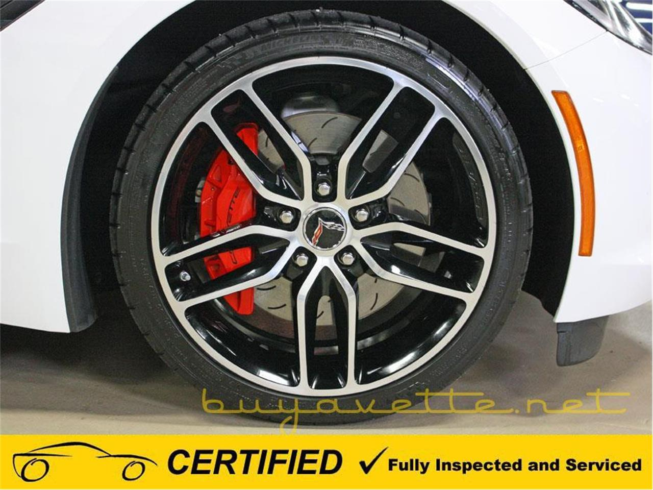 Large Picture of '15 Chevrolet Corvette located in Georgia Offered by Buyavette - LE80