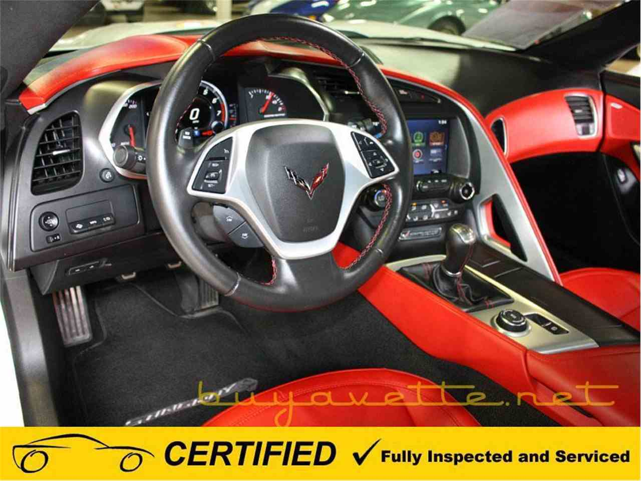 Large Picture of '15 Chevrolet Corvette - $47,999.00 Offered by Buyavette - LE80