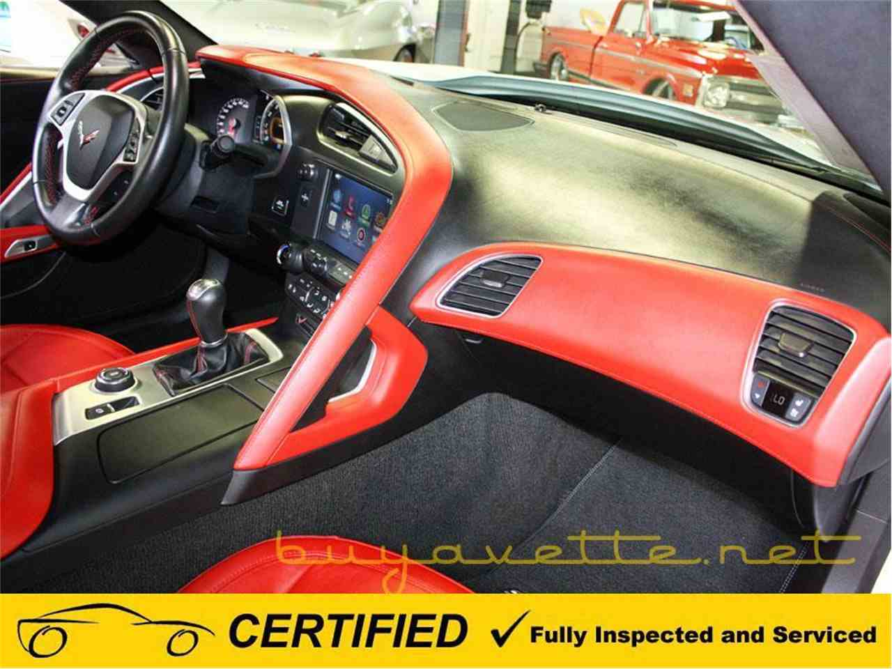 Large Picture of 2015 Chevrolet Corvette located in Atlanta Georgia Offered by Buyavette - LE80