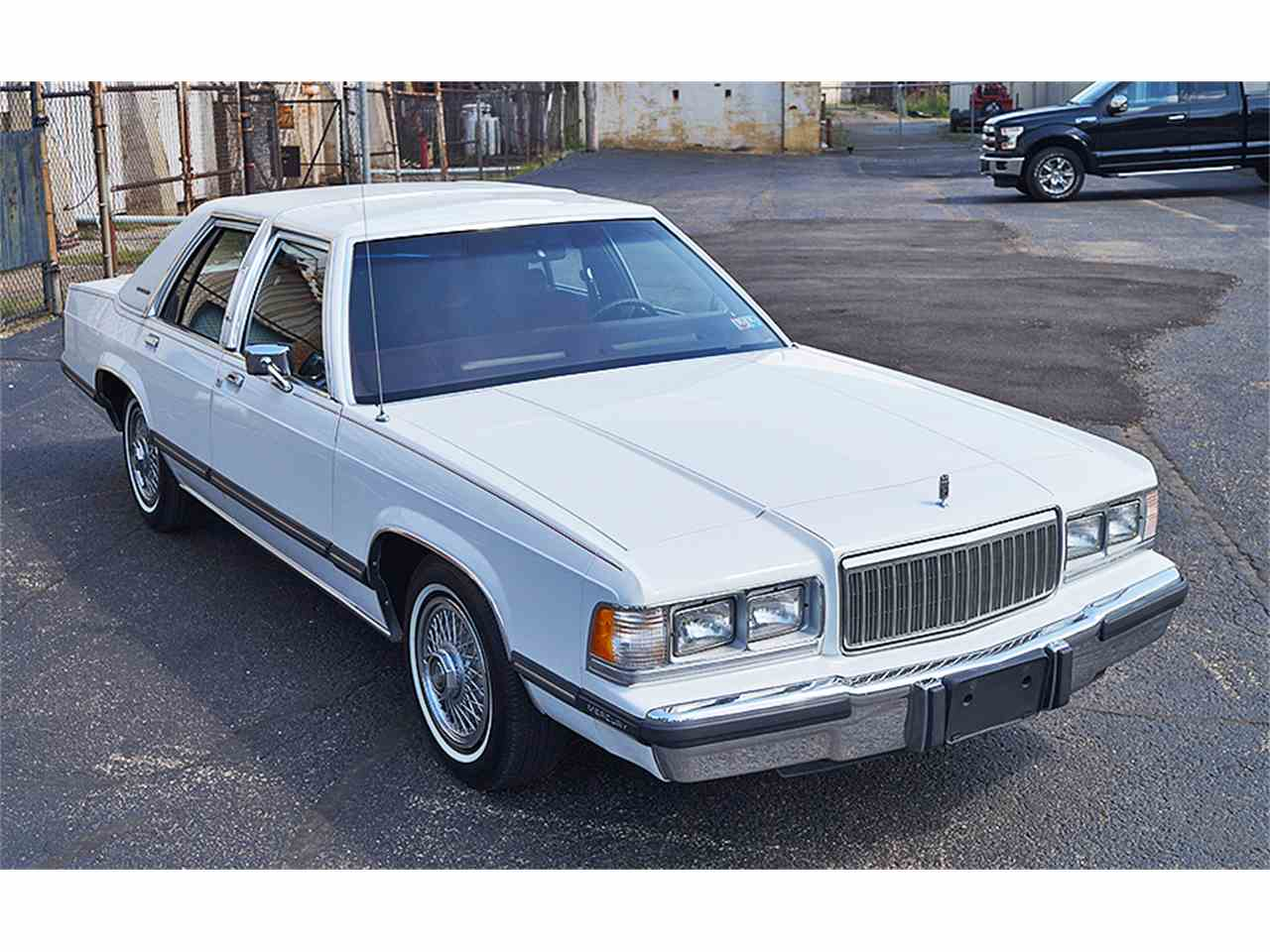 1989 mercury grand marquis for sale cc. Black Bedroom Furniture Sets. Home Design Ideas