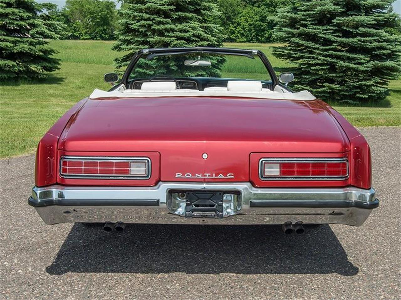 Large Picture of Classic 1972 Pontiac Catalina located in Rogers Minnesota - LE8D