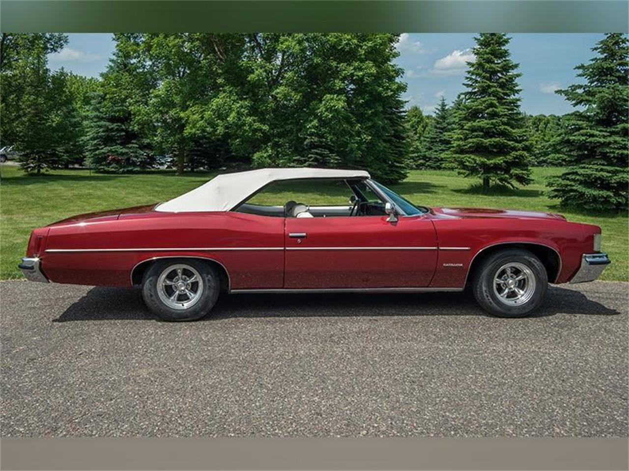 Large Picture of Classic 1972 Pontiac Catalina - $14,500.00 - LE8D