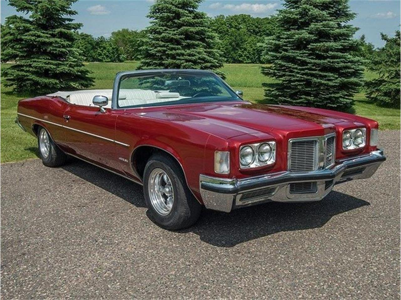 Large Picture of Classic '72 Pontiac Catalina - $14,500.00 - LE8D
