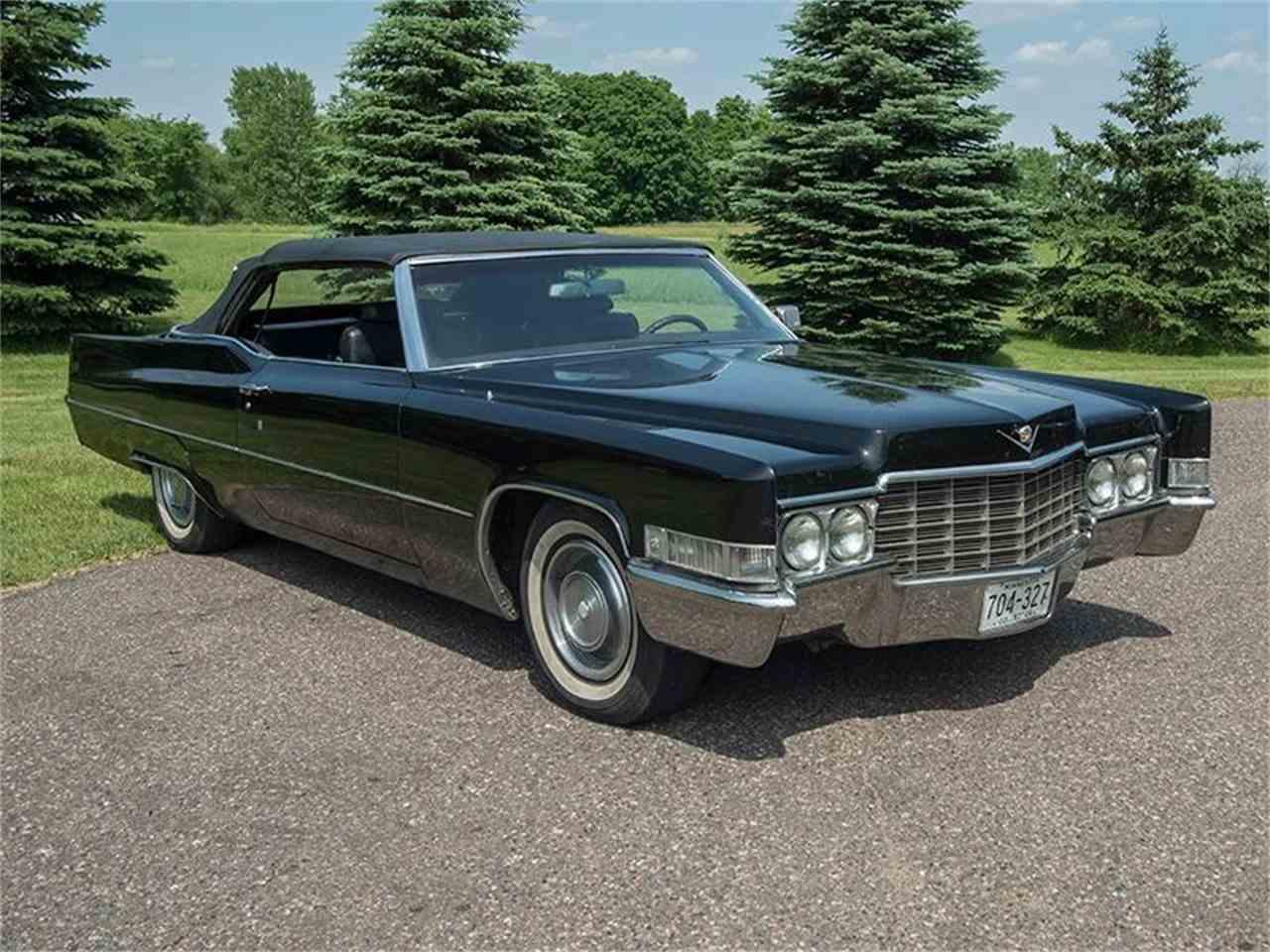 1969 Cadillac DeVille for Sale | ClicCars.com | CC-998222