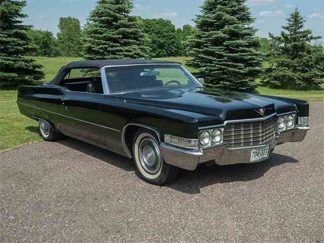 1969 Cadillac DeVille for Sale on ClassicCars.com