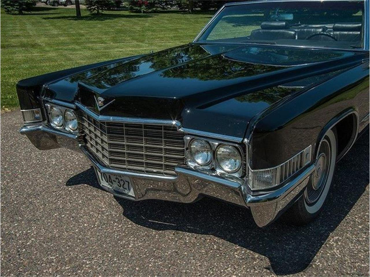 Large Picture of '69 DeVille - LE8E