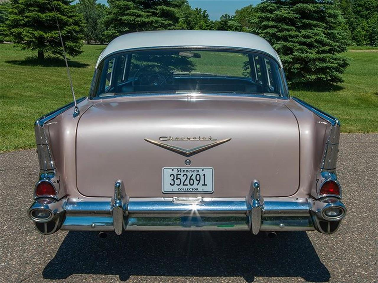 Large Picture of Classic 1957 Chevrolet Bel Air - $29,950.00 Offered by Ellingson Motorcars - LE8L