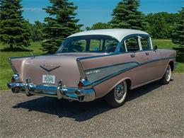 Picture of Classic 1957 Chevrolet Bel Air located in Minnesota - $29,950.00 Offered by Ellingson Motorcars - LE8L