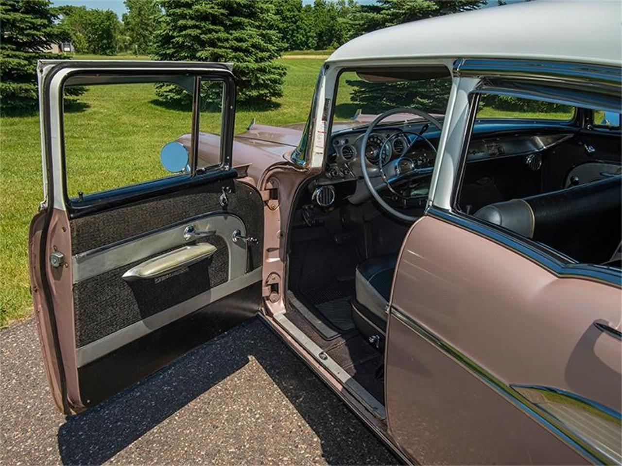 Large Picture of Classic 1957 Bel Air located in Minnesota - $29,950.00 Offered by Ellingson Motorcars - LE8L