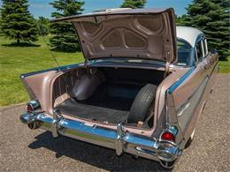 Picture of '57 Chevrolet Bel Air located in Rogers Minnesota - $29,950.00 Offered by Ellingson Motorcars - LE8L