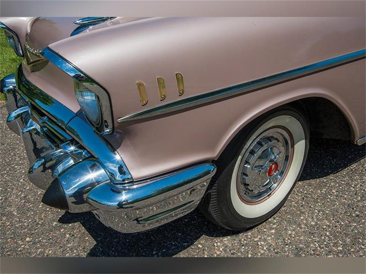 Large Picture of Classic '57 Bel Air located in Rogers Minnesota - LE8L