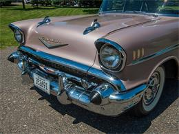 Picture of 1957 Bel Air located in Rogers Minnesota - $29,950.00 Offered by Ellingson Motorcars - LE8L