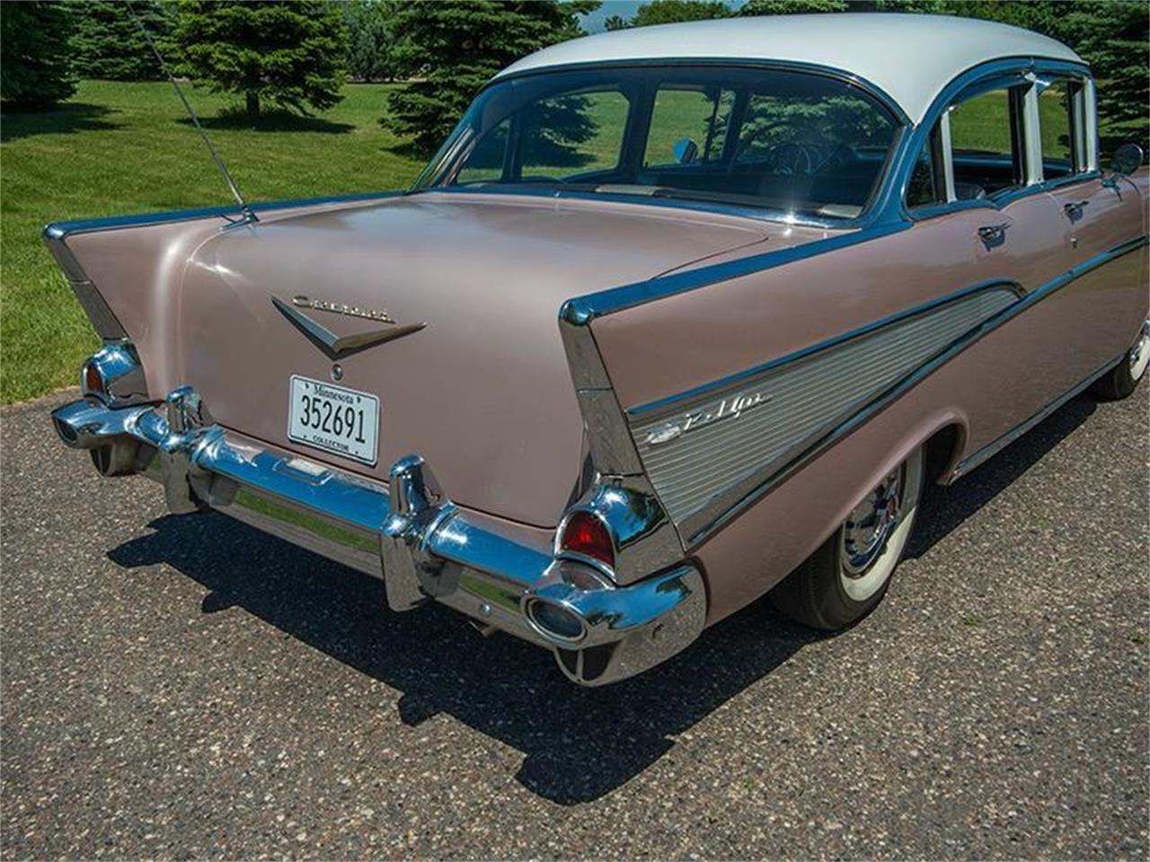 Large Picture of Classic 1957 Bel Air located in Minnesota - LE8L