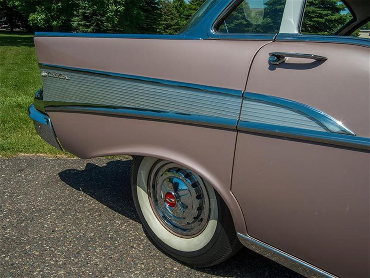 Large Picture of Classic 1957 Bel Air Offered by Ellingson Motorcars - LE8L