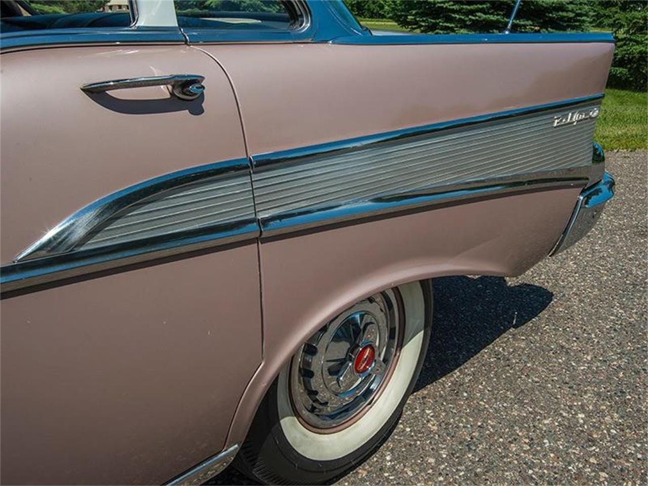 Large Picture of Classic '57 Bel Air - $29,950.00 Offered by Ellingson Motorcars - LE8L