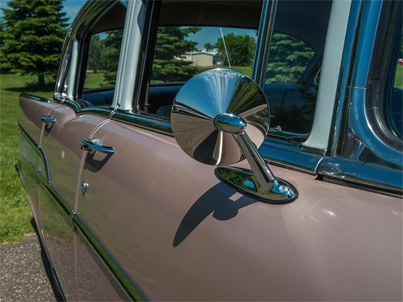 Large Picture of Classic 1957 Chevrolet Bel Air located in Rogers Minnesota Offered by Ellingson Motorcars - LE8L