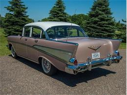 Picture of '57 Chevrolet Bel Air located in Rogers Minnesota Offered by Ellingson Motorcars - LE8L
