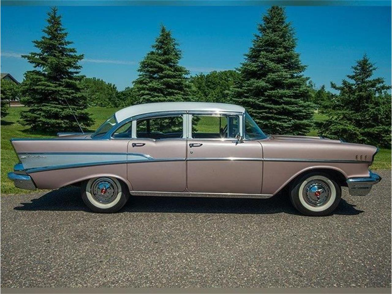 Large Picture of 1957 Bel Air located in Minnesota - LE8L