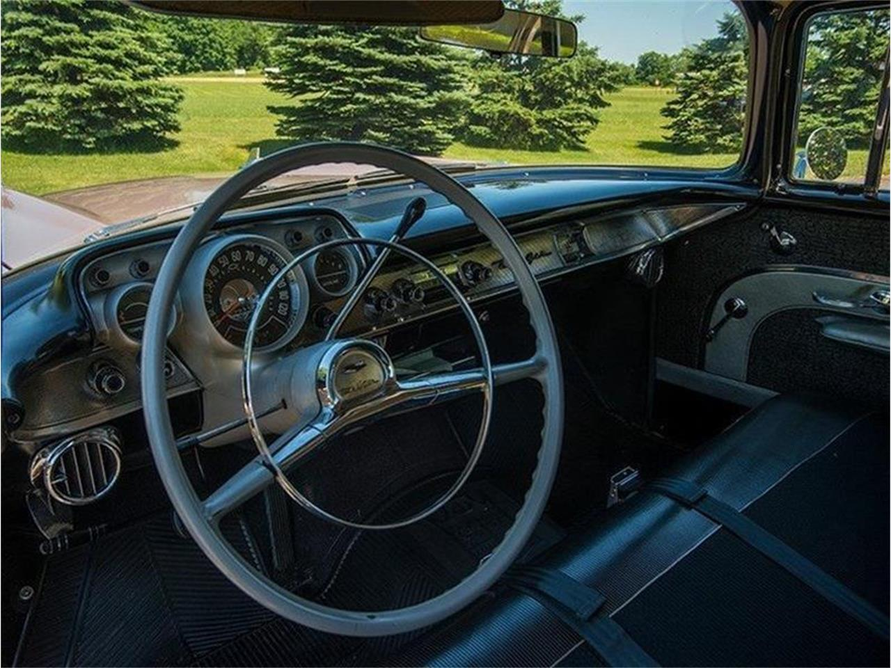 Large Picture of 1957 Chevrolet Bel Air located in Rogers Minnesota - $29,950.00 - LE8L