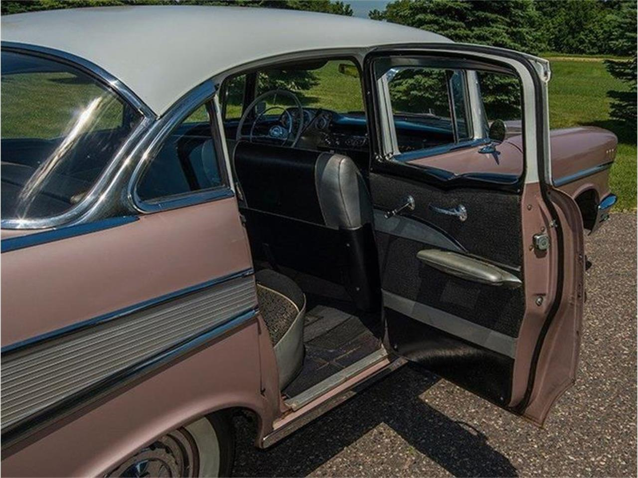 Large Picture of Classic 1957 Chevrolet Bel Air located in Rogers Minnesota - $29,950.00 Offered by Ellingson Motorcars - LE8L