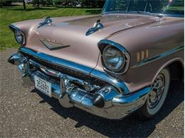 Picture of Classic 1957 Chevrolet Bel Air located in Minnesota Offered by Ellingson Motorcars - LE8L