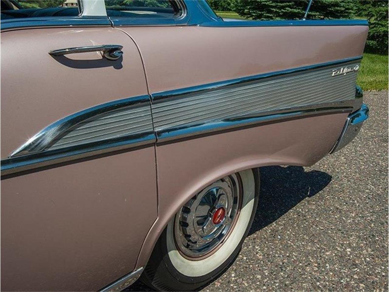 Large Picture of '57 Chevrolet Bel Air - LE8L