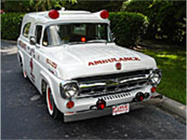 Picture of Classic '57 Panel Van located in Mount Dora (Orlando) Florida - $68,500.00 - LE8O