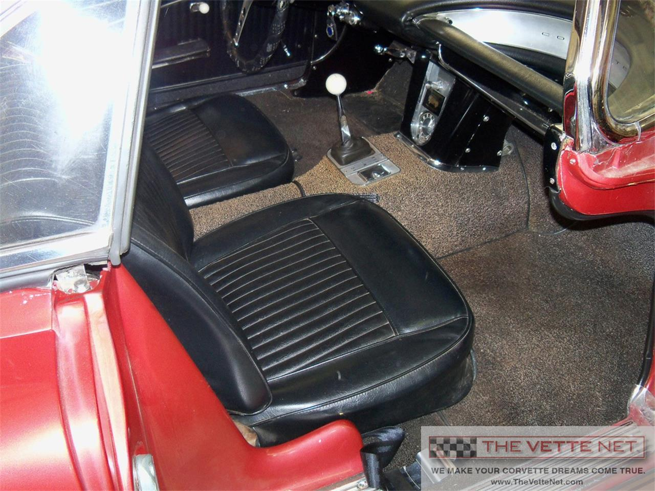 Large Picture of '62 Corvette - LE92