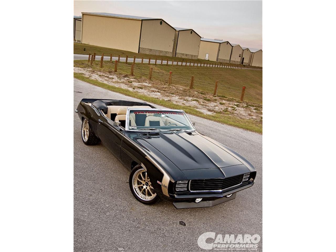 Large Picture of Classic 1969 Camaro located in North Carolina - LE94