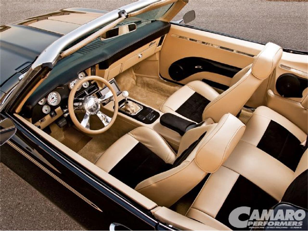 Large Picture of Classic '69 Camaro located in North Carolina - LE94