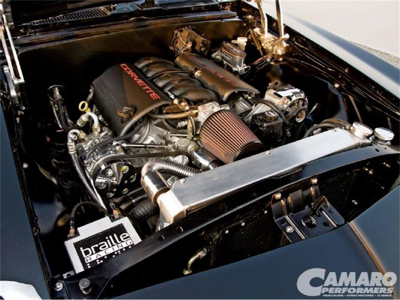 Large Picture of '69 Camaro - LE94