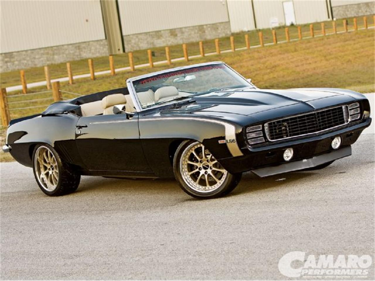 Large Picture of Classic 1969 Chevrolet Camaro Offered by a Private Seller - LE94
