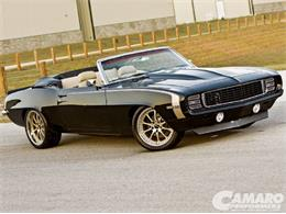 Picture of Classic 1969 Chevrolet Camaro located in North Carolina Offered by a Private Seller - LE94