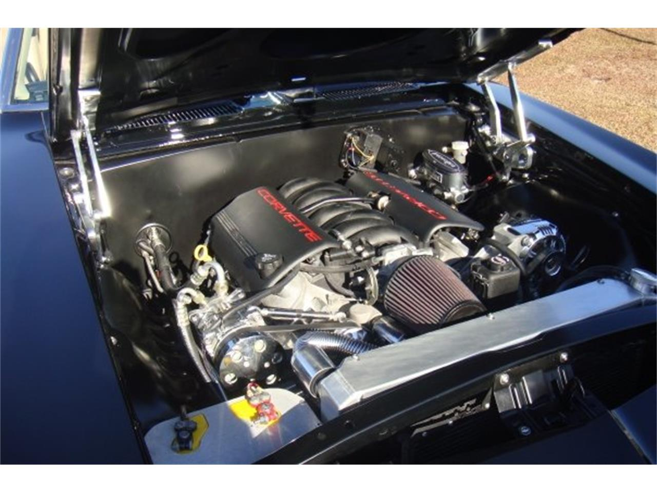 Large Picture of 1969 Chevrolet Camaro located in Fayetteville North Carolina - LE94