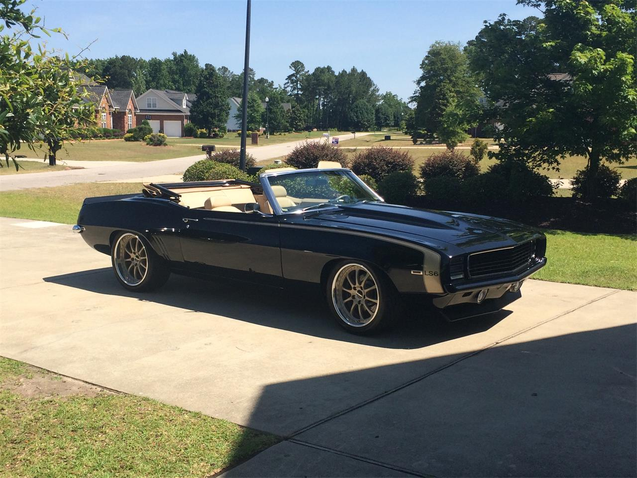 Large Picture of '69 Chevrolet Camaro located in North Carolina - LE94