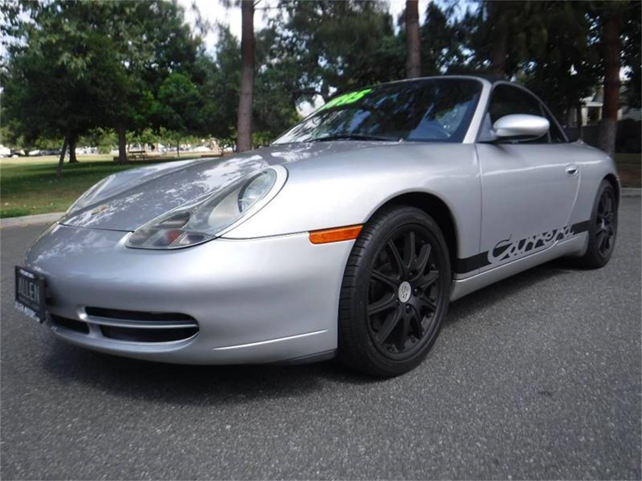 Large Picture of '00 911 - $17,995.00 Offered by Allen Motors, Inc. - LE9D